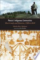 Mexico s Indigenous Communities