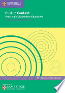 Books - Clil In Context: Practical Guidance For Educators | ISBN 9781316609453