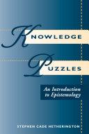 Knowledge Puzzles
