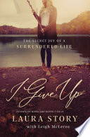 I Give Up Book