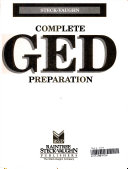 Complete GED Preparation Book