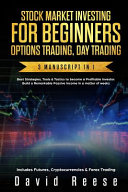 Stock Market Investing For Beginners Options Trading Day Trading Book PDF