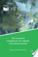 The Palgrave Handbook of Gender and Development