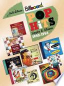 Joel Whitburn's Billboard Pop Hits, Singles & Albums, 1940-1954
