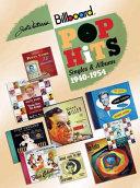 Joel Whitburn's Billboard Pop Hits, Singles & Albums, 1940-1954 ebook
