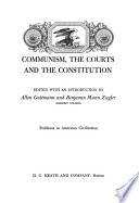 Communism, the courts, and the Constitution