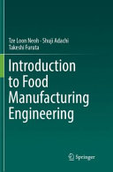 Introduction to Food Manufacturing Engineering Book