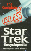 The Completely Useless Unauthorised Star Trek Encyclopedia Book