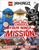 LEGO NINJAGO Choose Your Ninja Mission