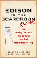 Edison in the Boardroom Revisited Pdf