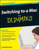 """Switching to a Mac For Dummies"" by Arnold Reinhold"