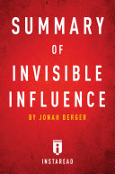 Pdf Summary of Invisible Influence