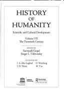 History of Humanity  The twentieth century