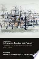 Information  Freedom and Property