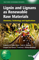 Lignin And Lignans As Renewable Raw Materials Book PDF