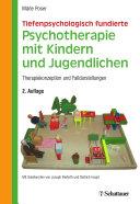 Tiefenpsychologisch fundierte Psychotherapie mit Kindern und Jugendlichen