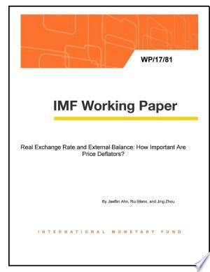 Read Online Real Exchange Rate and External Balance Full Book
