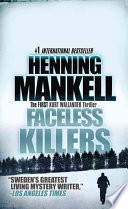 Faceless Killers Henning Mankell Cover