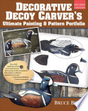 Decorative Decoy Carver's Ultimate Painting & Pattern Portfolio
