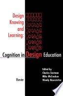 Design Knowing and Learning  Cognition in Design Education