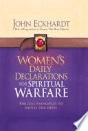 Women s Daily Declarations for Spiritual Warfare