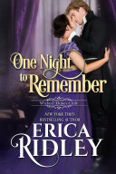 Pdf One Night to Remember Telecharger