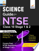 Science Guide for NTSE Class 10 Stage 1 & 2