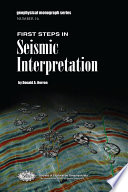 First Steps In Seismic Interpretation Book PDF