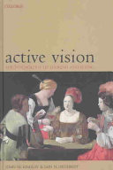 Cover image of Active vision : the psychology of looking and seeing