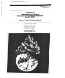 Inventory of federal energy-related environment and safety research ...