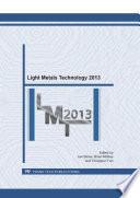 Light Metals Technology 2013