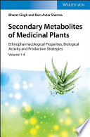 Secondary Metabolites of Medicinal Plants Book