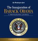 The Inauguration of Barack Obama Book