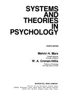 Systems and Theories in Psychology