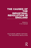 The Causes of the Industrial Revolution in England Pdf/ePub eBook