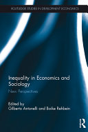 Inequality in Economics and Sociology