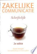 Zakelijke Communicatie Schriftelijk