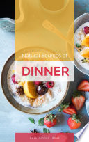 Easy Dinner Ideas Book