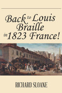 Pdf Back to Louis Braille in 1823 France! Telecharger