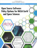 Open Source Software Policy Options for NASA Earth and Space Sciences
