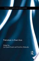 Patriotism in East Asia