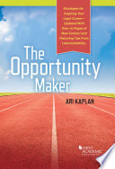 The Opportunity Maker
