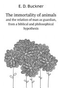The immortality of animals