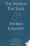 The Nation The State And Indian Identity