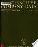 Franchise Company Data for Equal Opportunity in Business