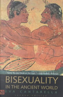 Bisexuality in the Ancient World Book