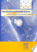 Introduction to Materials Science Book