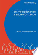 Read Online Family Relationships in Middle Childhood For Free
