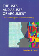 The Uses and Abuses of Argument