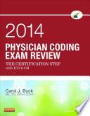 Physician Coding Exam Review 2014   E Book